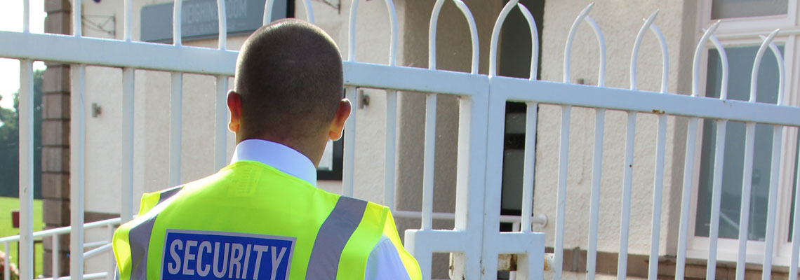Manned Guarding from 1st Security Services Ltd
