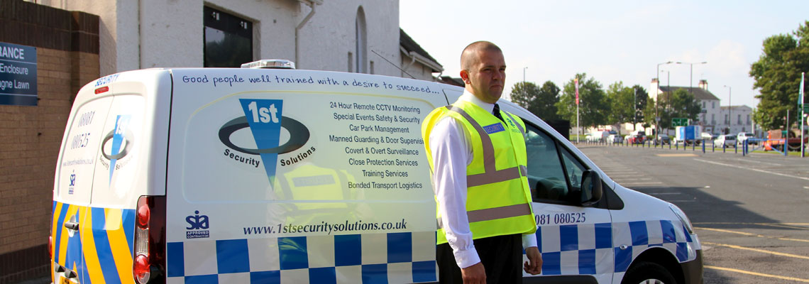 Security Companies Grantham