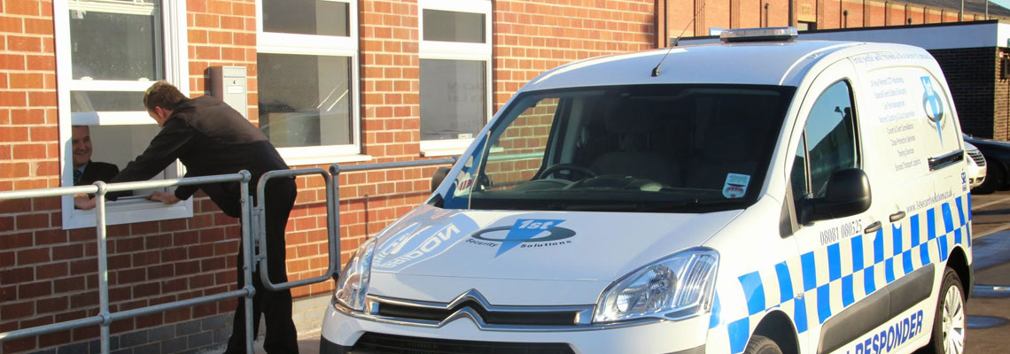 Security Services Sheffield